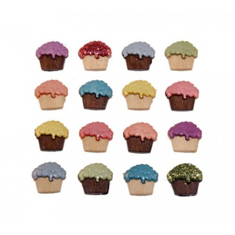assortiment cupcakes